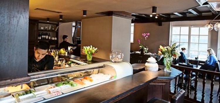 Haiku Sushi By Imagine Native Karmatrendz Restaurant Origami